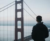 'Золотые ворота' Сан-Франциско