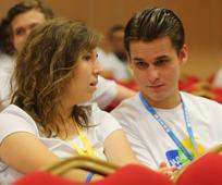 Молодежная конференция: вера, дружба и служение