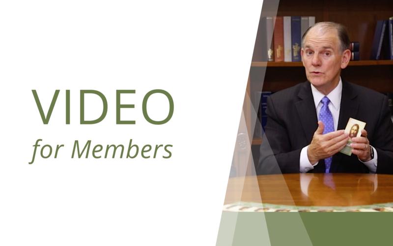 Video for members