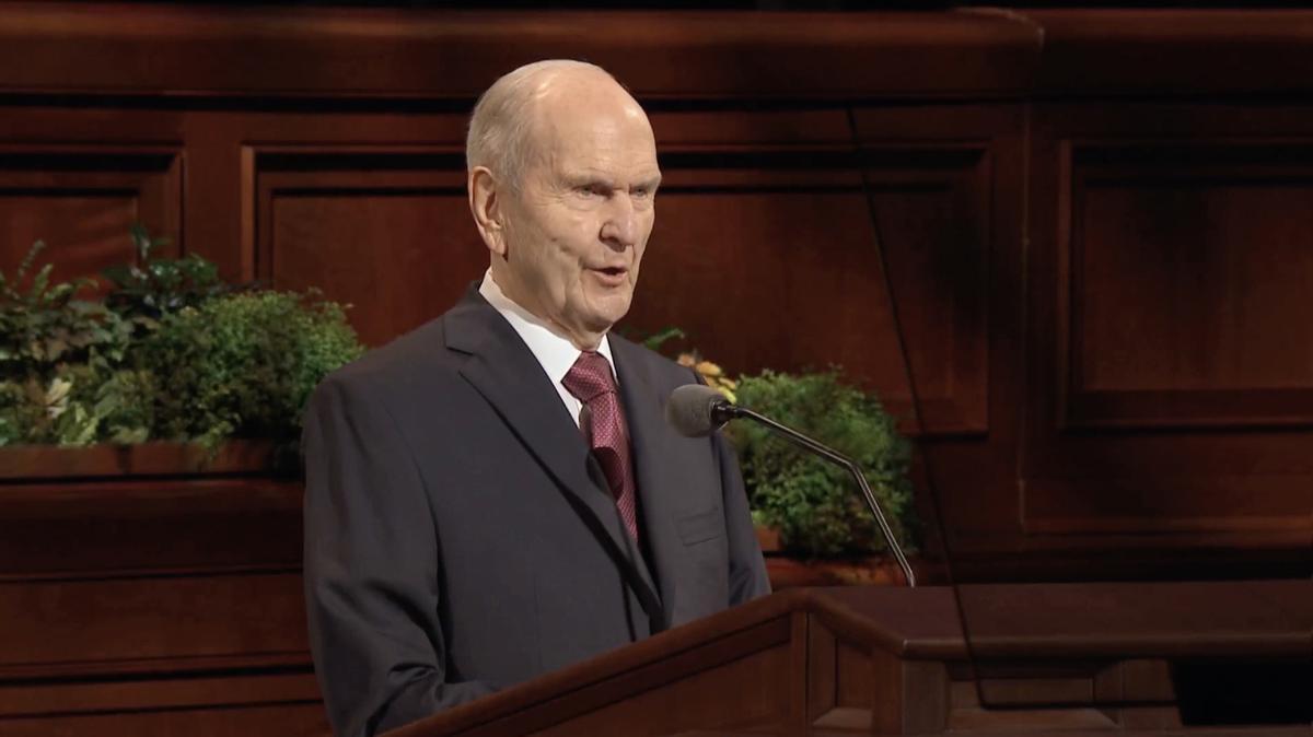 Изучение, преподавание и жизнь по Евангелию (Президент Нельсон)