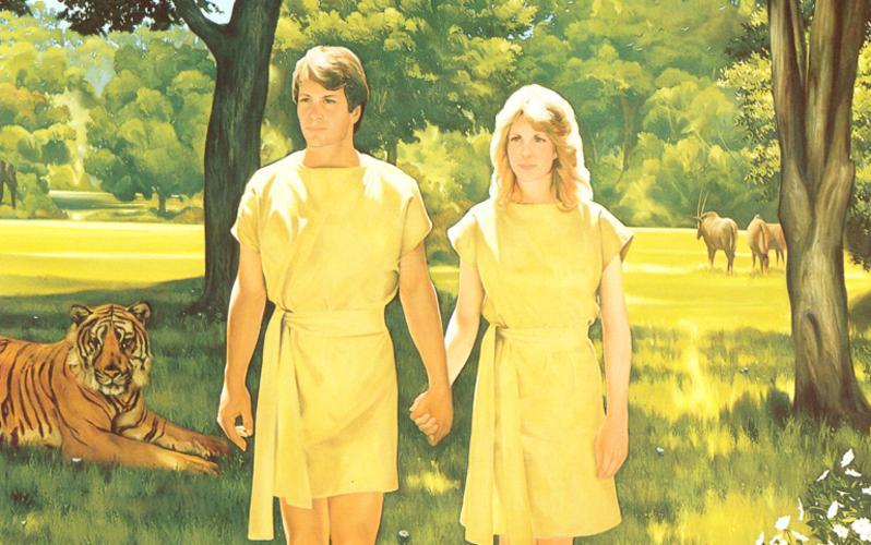 101: Адам и Ева