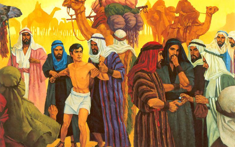 109: Иосиф продан своими братьями