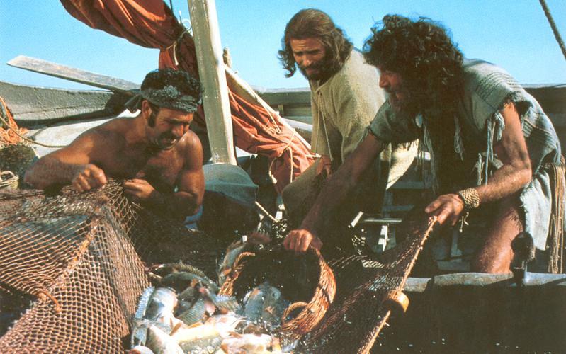 210: Иисус и рыболовы
