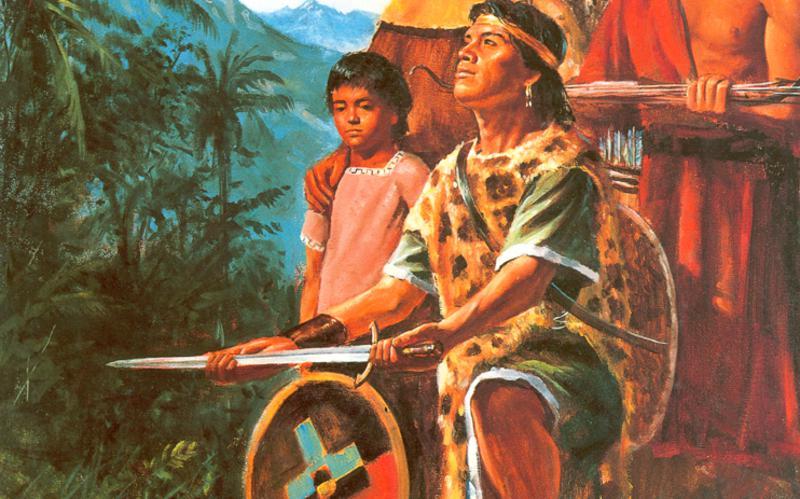 311: Анти-Нефий-Легиевцы закапывают свои мечи
