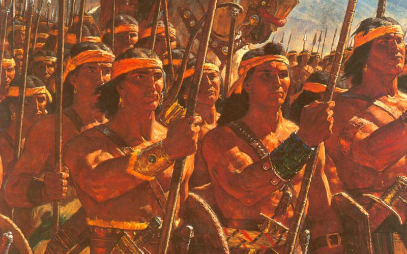 313: Две тысячи воинов