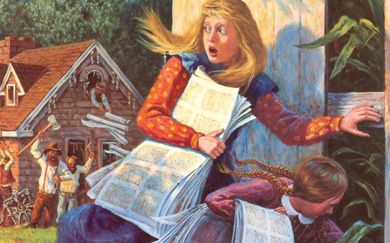 409: Спасение Книги Заповедей