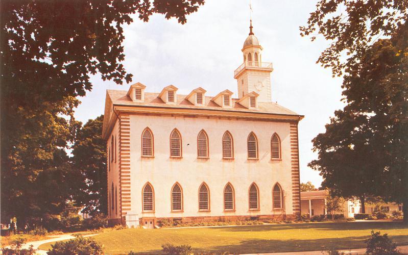 500: Храм в Киртланде