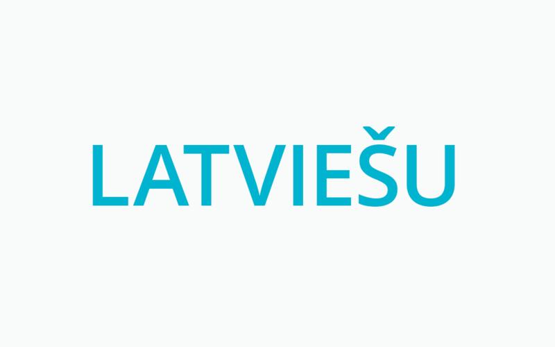Materiāli latviešu valodā