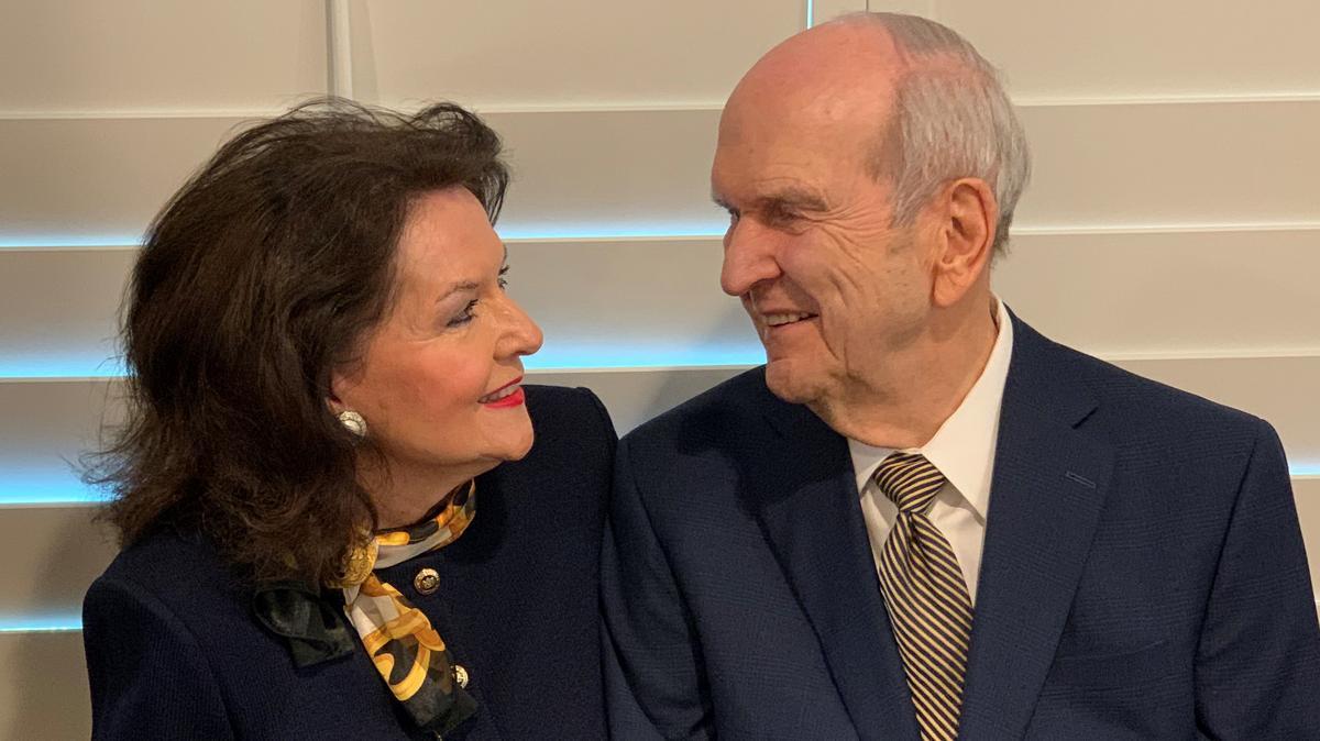 President ja õde Nelson