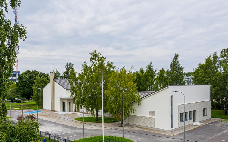 Tallinna kogudusehoone