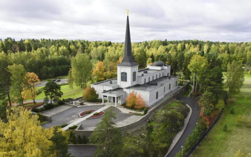 Helsingi tempel