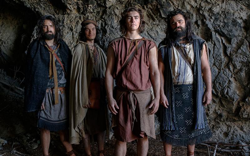 Nefi koos vendadega
