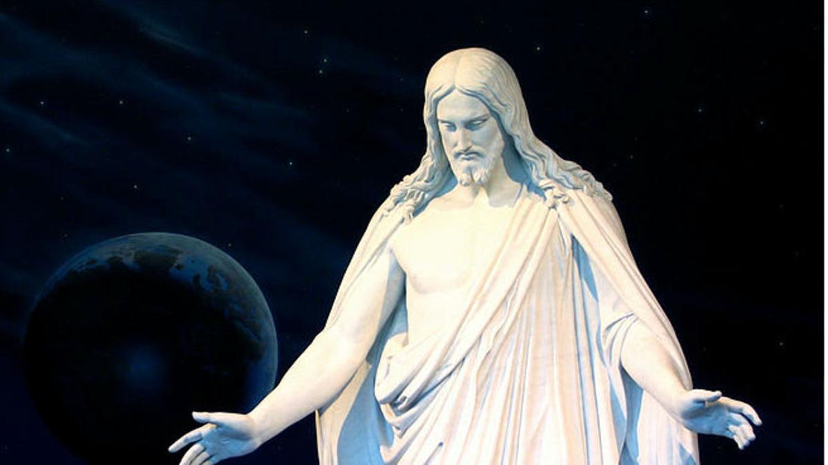 Lever Les Yeux Vers Le Sauveur