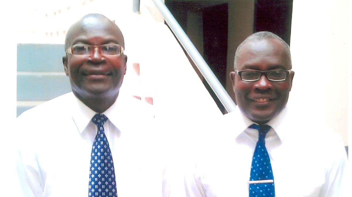 Notre Patrimoine: James et John Ewudzie—Instruments du Seigneur
