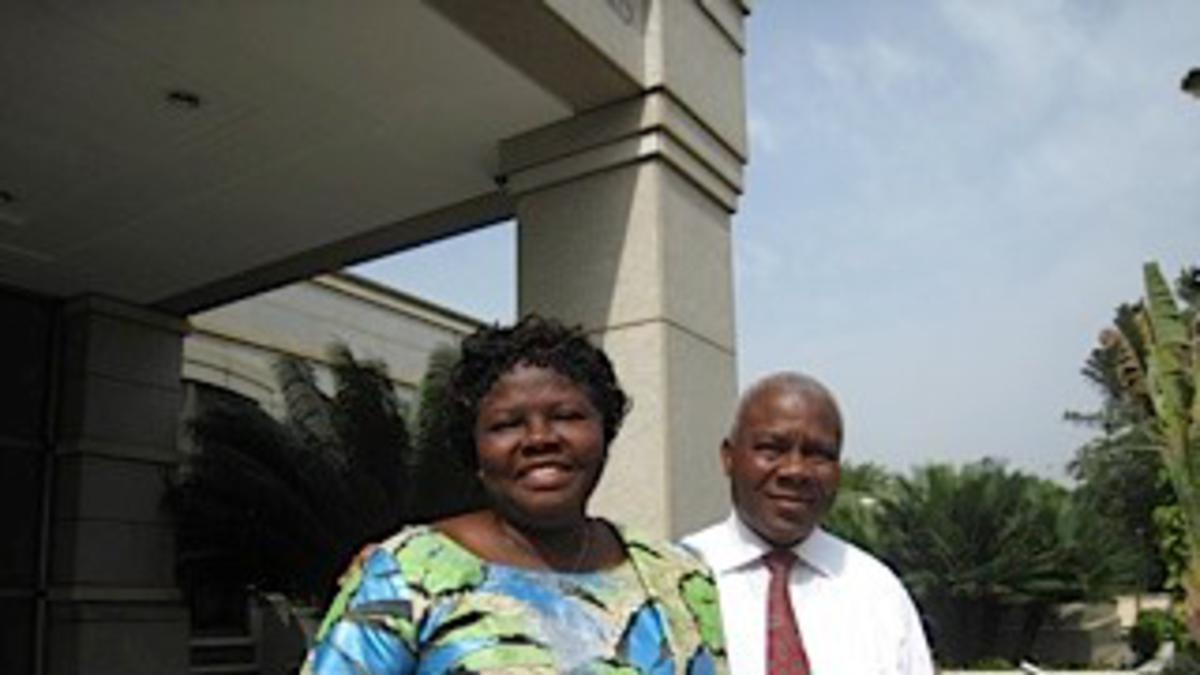 Lucien et Agathe Affoué—Les Pionniers de Cȏte d'Ivoire