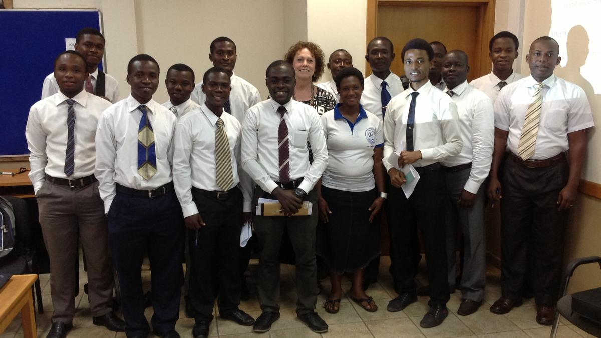Nouveaux Centres d'Autonomie à Accra,Ghana