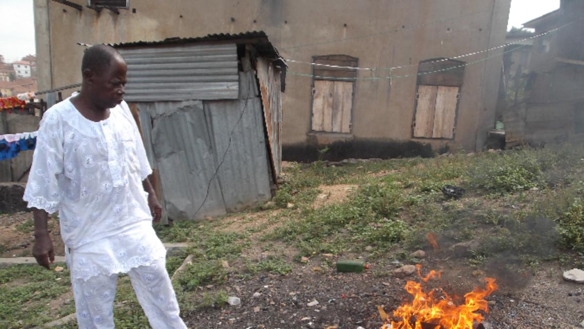 Ancien Féticheur du Nigeria Devenu Un Saint des Derniers Jours Fidèle