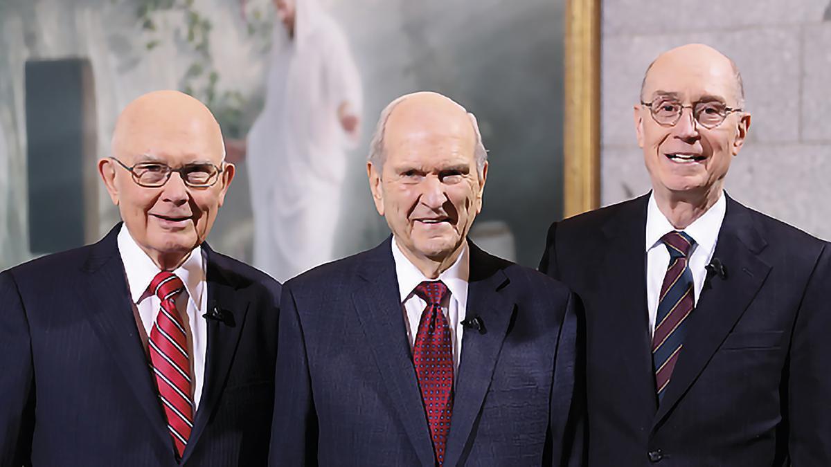 Presidensi Utama Gereja Yesus Kristus dari Orang-Orang Suci Zaman Akhir