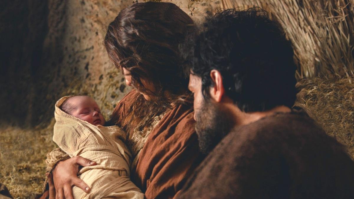 The Christ Child: A Nativity Story
