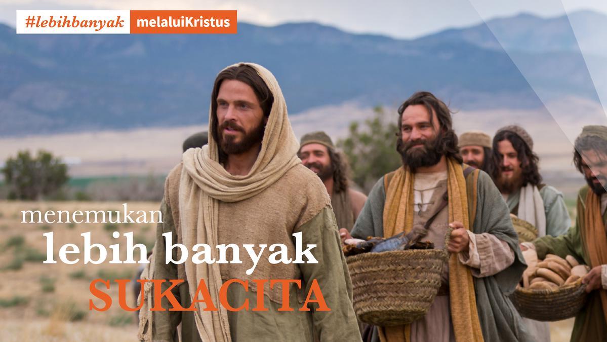 Temukan Lebih Banyak melalui Kristus