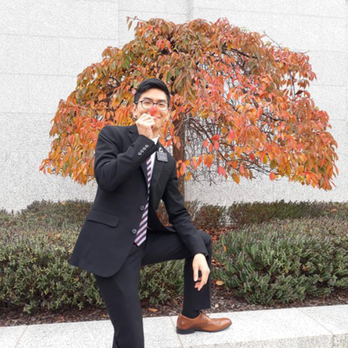 Samuel Lim's three wonderful experiences as a missionary