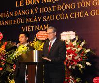 yGiáo Hội kỷ niệm cột mốc quan trọng ở Việt Nam
