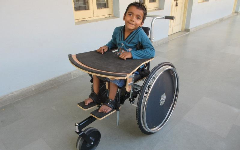 Church Partners with Government and Charitable Organizations to Provide Wheelchairs