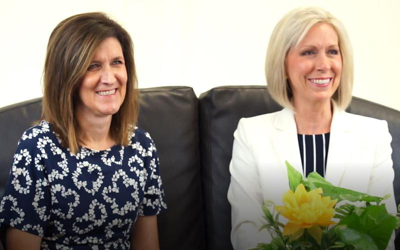Sisters Jones and Craig Bring Love to Latter-day Saints in Asia