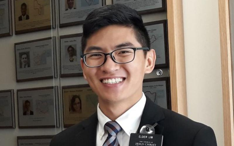 Samuel Lim's three wonderful experiences as a missionary