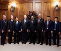 Presidensi Utama Menyambut Delegasi dari Komite Urusan Keagamaan Vietnam