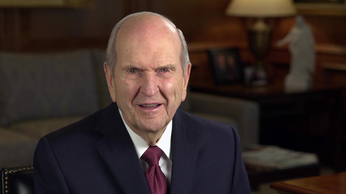 Message of President Russell M. Nelson