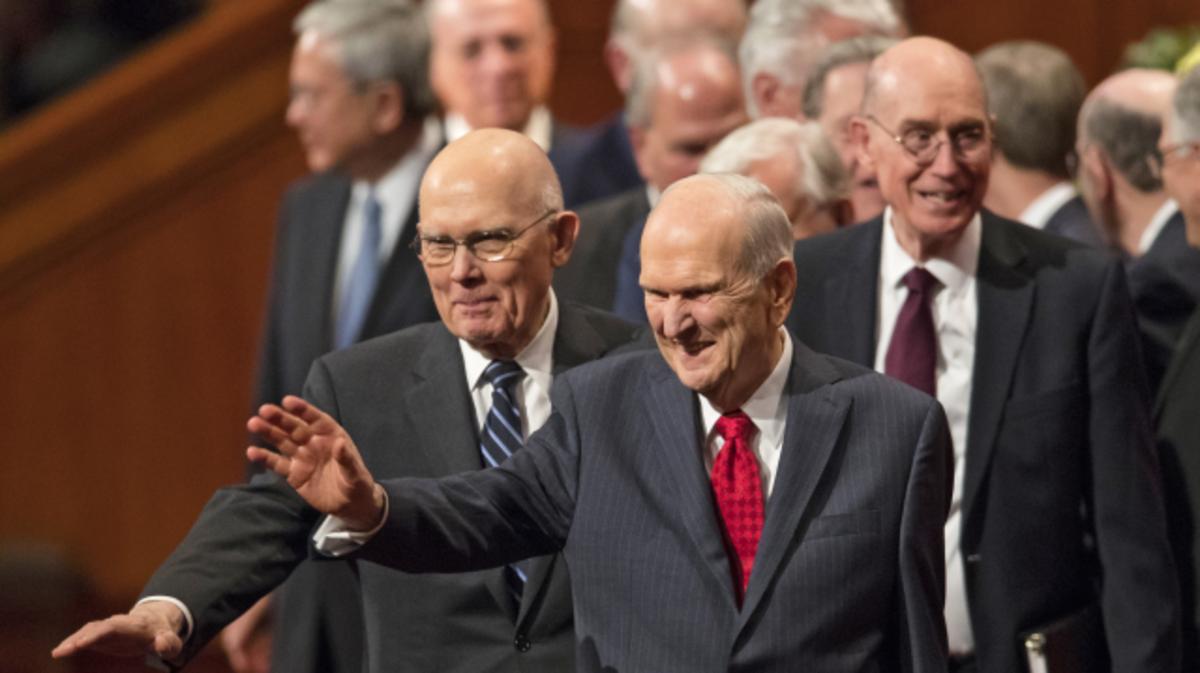 Chúa Dẫn Dắt Giáo Hội của Ngài qua Các Vị Tiên Tri và Sứ Đồ