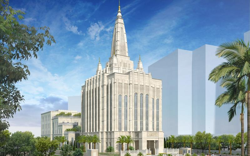 Church Announces Location of Bengaluru India Temple