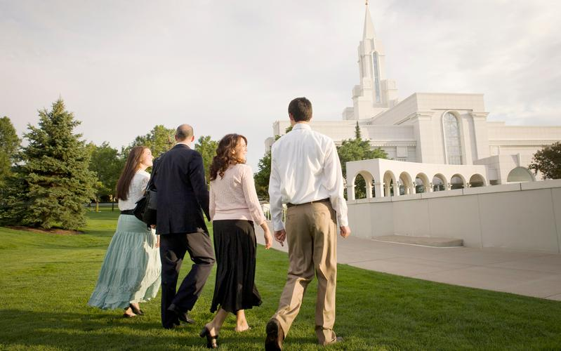 2020年3月 - 亞洲區域會長團信息 「先知邀請我們去聖殿」