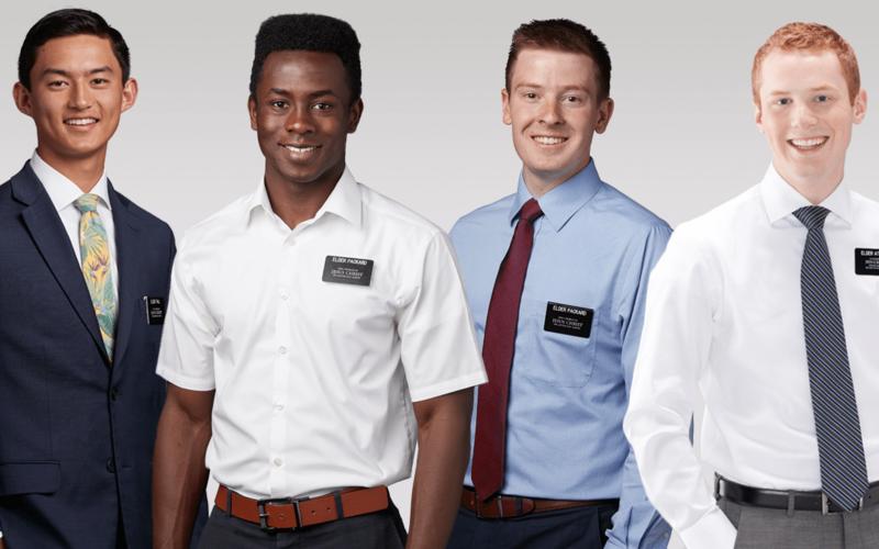 Pengecualian Terhadap Standar Pakaian yang Diumumkan untuk Misionaris Pria Muda