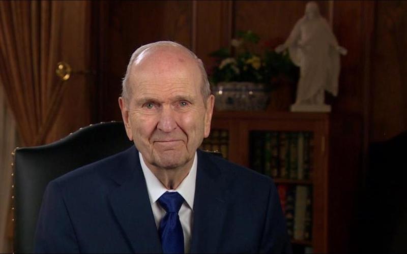 Chủ Tịch Russell M. Nelson đưa ra lời mời tham gia một buổi nhịn ăn trên toàn cầu