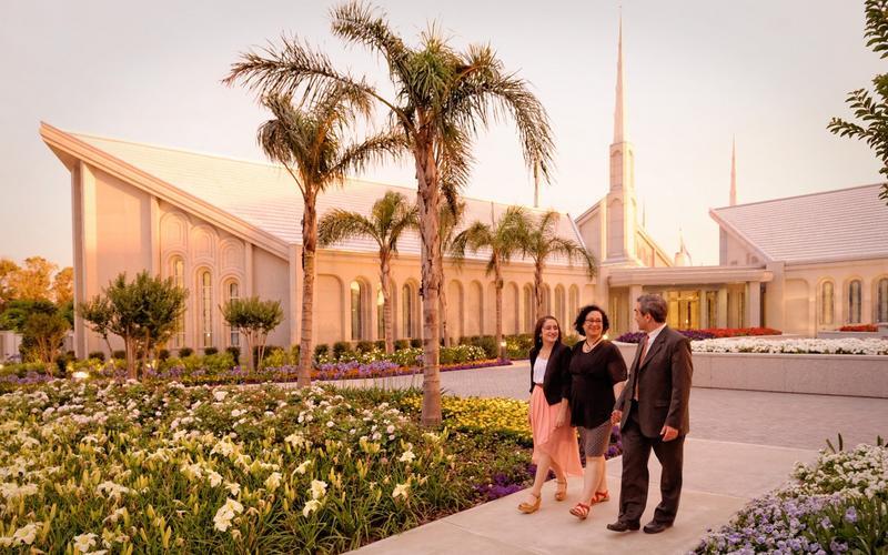 總會會長團宣布推出全新線上聖殿祈禱名單系統