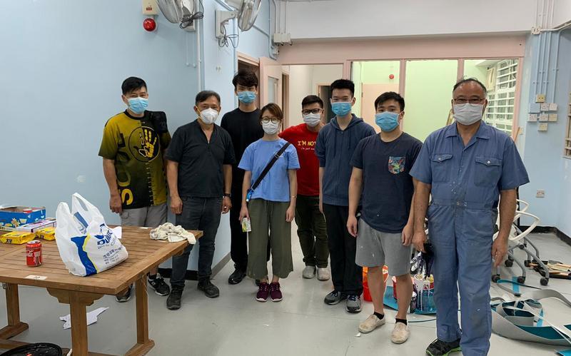 在2019冠狀病毒病的疫情下,香港後期聖徒仍繼續為社區服務