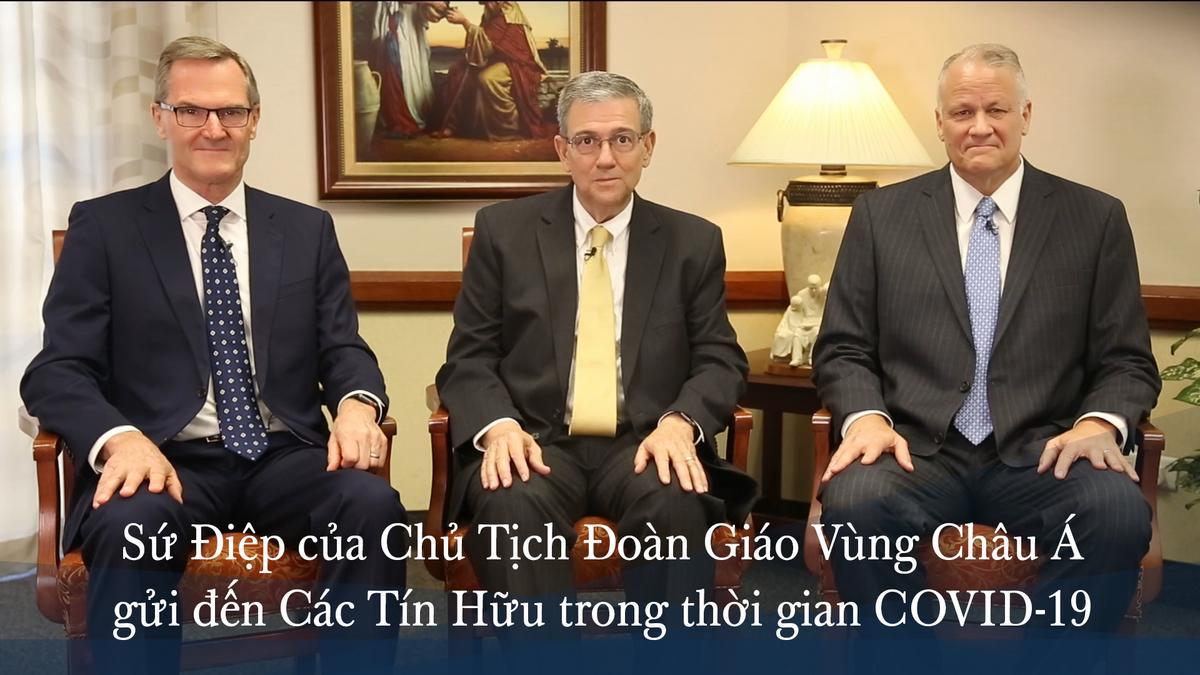 Sứ Điệp của Chủ Tịch Đoàn Giáo Vùng Châu Á gửi đến Các Tín Hữu trong thời gian COVID-19