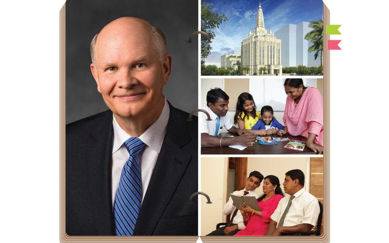Temple and Family History Devotional