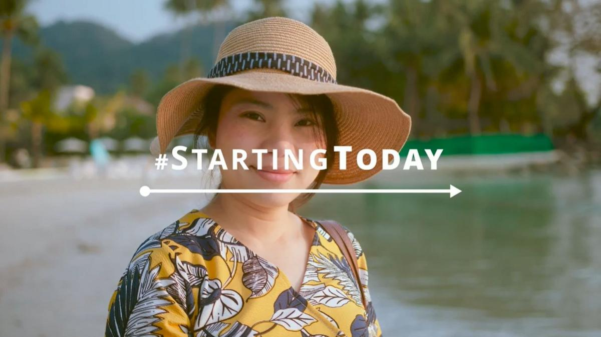 #StartingToday video