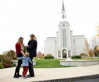 พระวิหารและประวัติครอบครัว