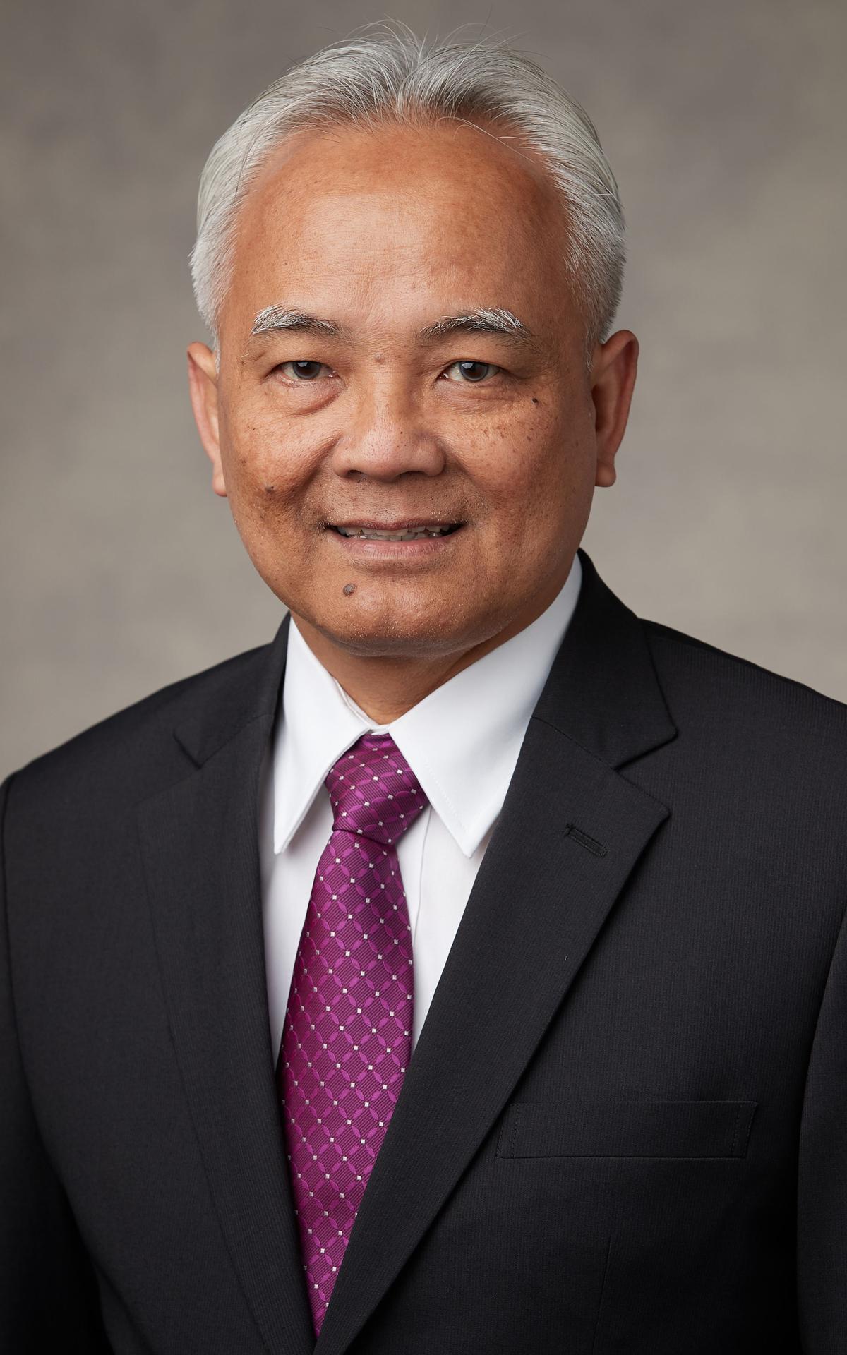 亞洲區域領袖訊息 :「一直持有聖殿推薦書」
