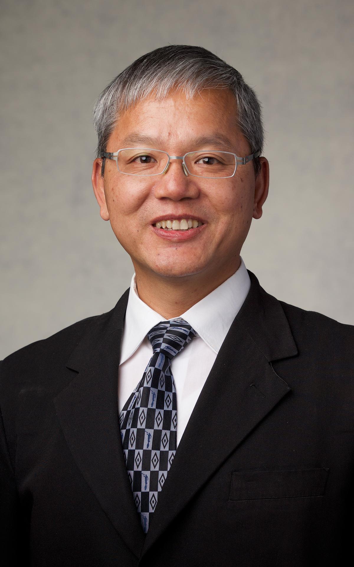 Elder Ming Shun Kuan