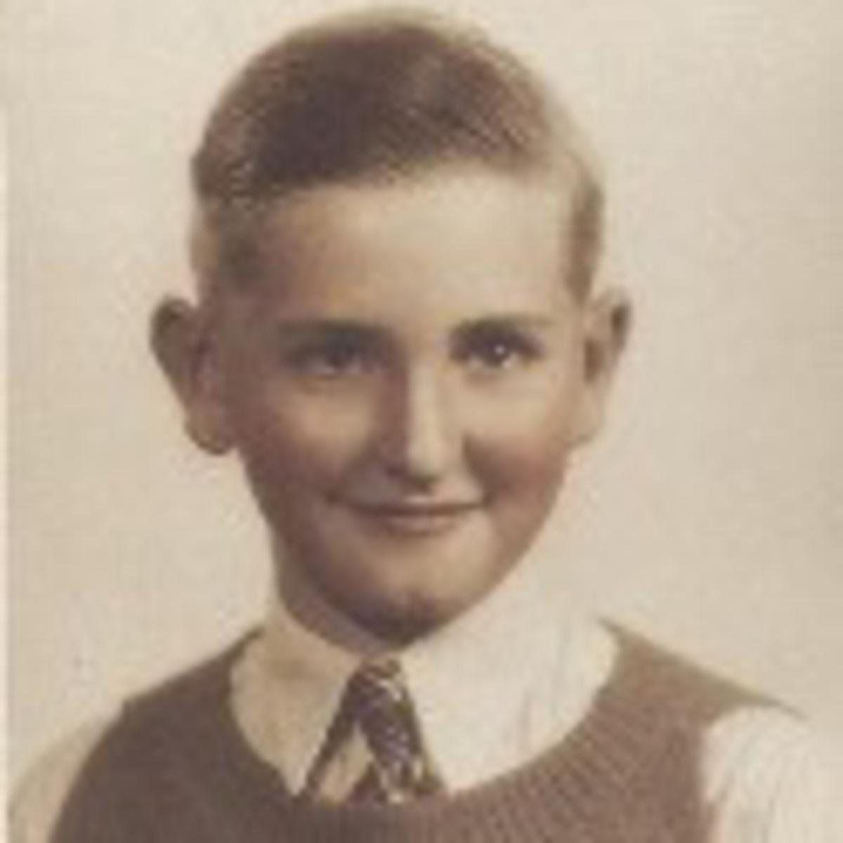 Tommy Monson muda