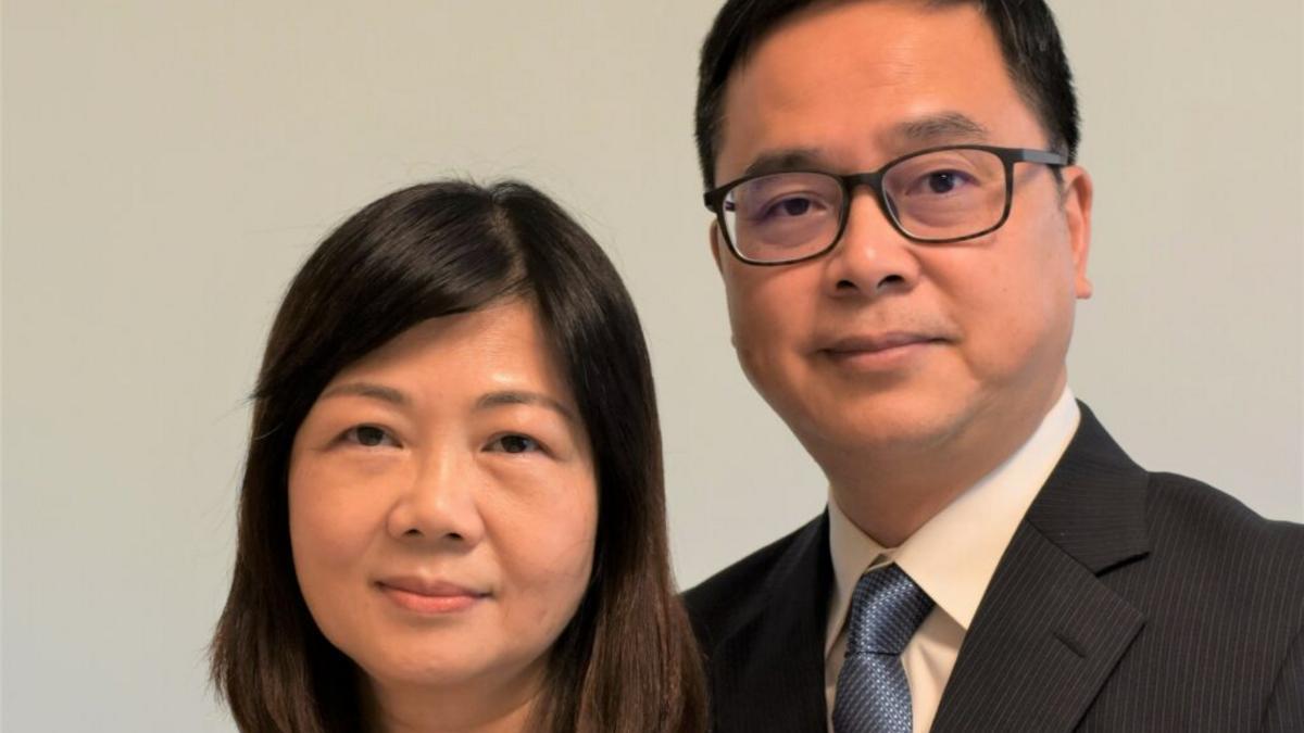 中國香港傳道部會長:陳鶴安會長