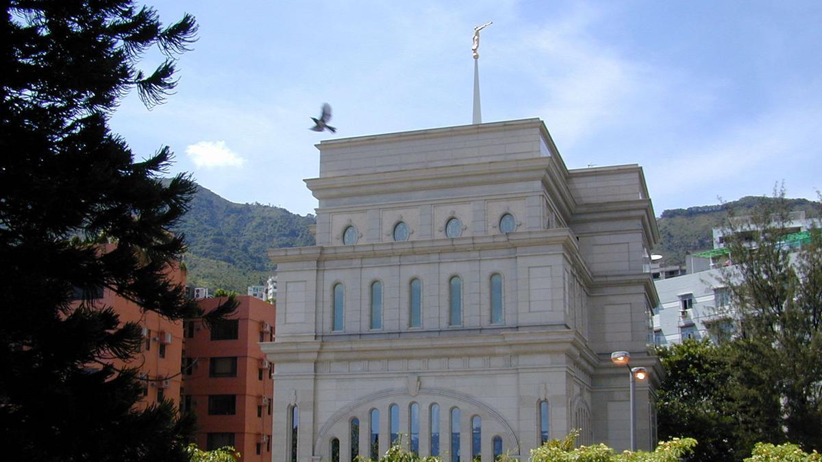 中國香港聖殿