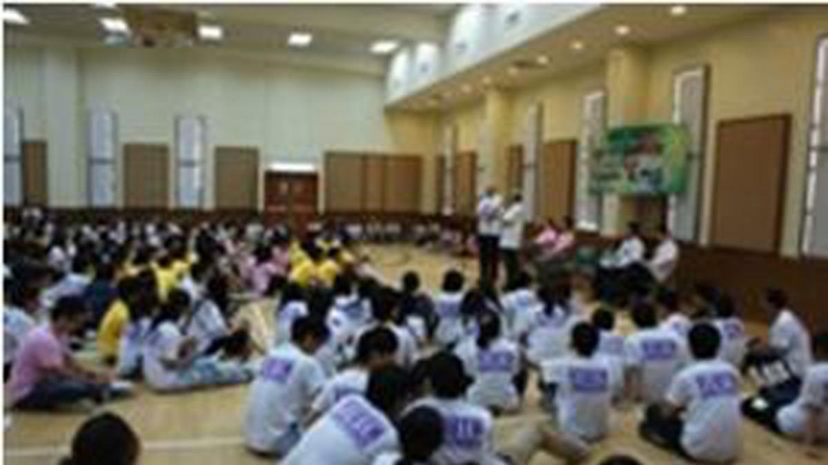 青年大會2011綜合報道