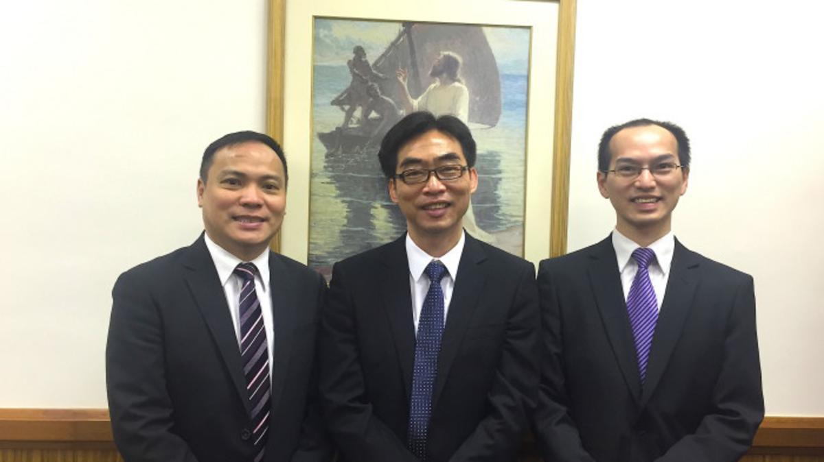 中國香港九龍支聯會九龍城支會成立