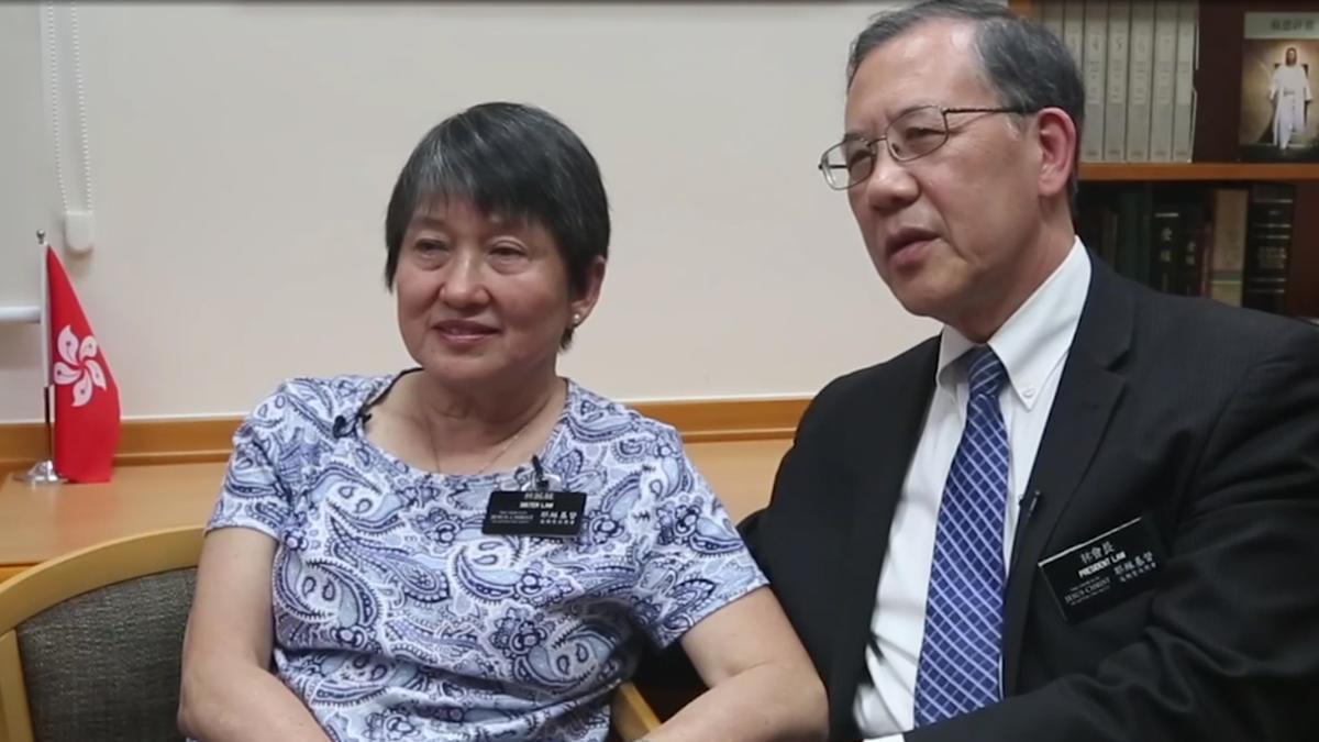 剛卸任中國香港傳道部會長專訪